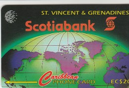 Saint Vincent And The Grenadines - Scotiabank - 12CSVA