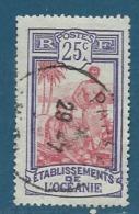 Océanie    - Yvert N°  51 Oblitéré   -     CW13621 - Used Stamps