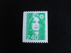 France - Année 1993 - Marianne Du Bicentenaire (roulette) - Y.T. 2823 - Neuf (**) Mint (MNH) - Nuovi