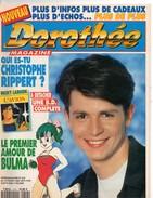 Dorothée Magazine, 62 Pages, Ocotobre 1993, Secrets Des Séries, Bandes Dessinées DRAGONBALL, Qui Est Tu RIPPER - Autres
