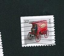 N° 3355 Jouets : Fourgon Postal Automobile   USA Oblitéré  Etats-Unis (2002) - United States