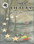 BU Lithuanie 2004 - Essai / Probe / Trial - EURO