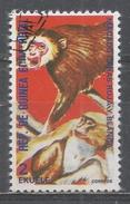 Equatorial Guinea 1974, Scott #74217 Monkey (U) - Guinée Equatoriale