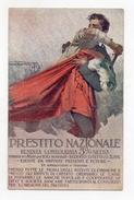 Italia - Cartolina Postale  Prestito Nazionale - Viaggiata Il 3.01.1916 - Vedi Foto - (FDC2220) - Weltkrieg 1914-18