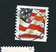 N° 3331 Drapeau FIRST CLASS   USA Oblitéré  Etats-Unis (2002) - United States