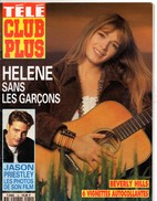 Télé Club Plus, Magazine Octobre 1995, 62 Pages, Helène Et Les Garçons, Consécration, Sébastien ROCH, Higuegue, Bella - Livres, BD, Revues