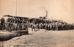 Iraq.. Mésopotamie.. Très Animée Bateau-vapeur River Transport Mesopotamia - Iraq