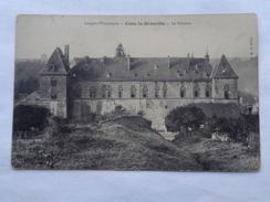 Réf: 64-4-47.        CONS-LA-GRANVILLE        Le Château. - Andere Gemeenten