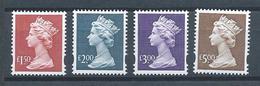 Gr.Br. 2083** à 2086** - Côte : 55.00 € - 1952-.... (Elizabeth II)