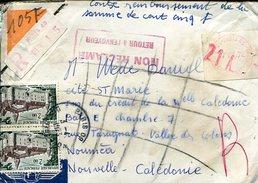SOBRE CIRCULADO PARIS  FRANCIA  ZTU. - France