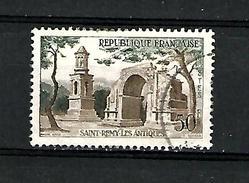 * 1957 N° 1130 ST REMY LES ANTIQUES OBLITÉRÉ TB - Errors & Oddities