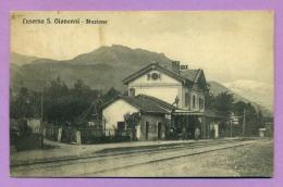 Luserna San Giovanni - Stazione - Italy