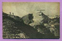 Bardonecchia - Punta Sommailler - Sfondo E Ghiacciai - Italien