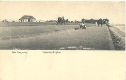 Ceylon, Colombo, Galle Face Drive (Sri Lanka)  (Ceylan) - Sri Lanka (Ceylon)