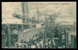 LOURENÇO MARQUES - Caes Gorjão( Ed. J. Fernandes Moinhos) Carte Postale - Mozambique