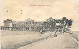 Ceylon, Colombo, Galle Face Hotel (Sri Lanka)  (Ceylan) - Sri Lanka (Ceylon)