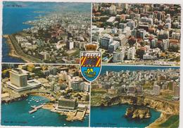 ASIE,ASIA,LIBAN,LEBANON,BEYROUTH,BEIRUT,vues Aeriennes ,il Y A + 50 Ans - Libano