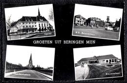 FOTOKAART *** GROETEN UIT BERINGEN MIJN *** - Mine De Charbons - Coal Mine - Beringen