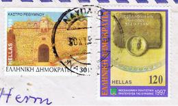 GR+ Griechenland 1996 1997 Mi 1918C 1939 Rethymnos, Saloniki - Greece