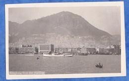 CPA - HONG KONG - View From The Harbour - 1933 - Bateau Boat - Chine China - Chine (Hong Kong)