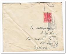 Brief Groningen Naar Apeldoorn Stempel Groningen 24.9.29 - Brieven En Documenten