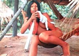 # Guyane  Française - Haut Itany - Jeune Indienne Wayana - Unclassified