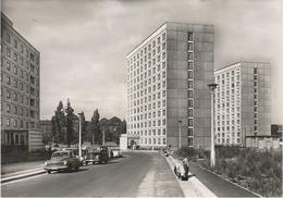 """AK Dresden Hochhaus Hotel """" Dresden Tourist """" Terassenufer Steinstrasse Ziegelstrasse Pillnitzer Strasse Johannstadt DDR - Dresden"""