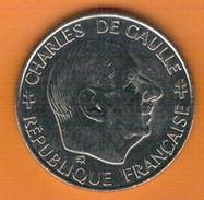 Nu-France- 1 Franc 1988 Charles De Gaulle - H. 1 Franc