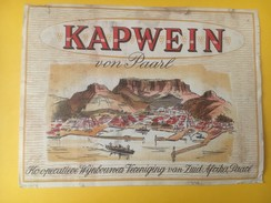 2815 - Afrique Du Sud Kapwein Von Paarl - Etiquettes