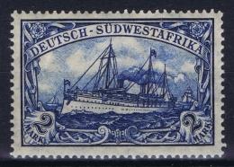 Deutsch Südwest Afrika: Mi Nr  30 B  25: 17   1906 MNH/**/postfrisch/neuf Sans Charniere