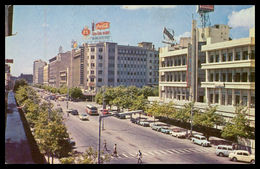 LOURENÇO MARQUES-Vista Parcial Da Avenida Da Republica ( Ed. Artes Graficas )  Carte Postale - Mozambico