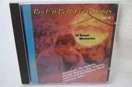 """CD """"Rock´n Roll Love Songs"""" 18 Sweet Memories, Vol. II - Rock"""