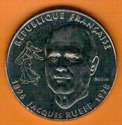 Nu-France- 1 Franc 1996 Jacques Rueff - H. 1 Franc