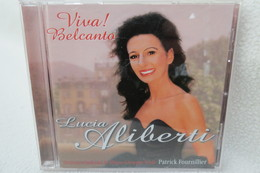 """CD """"Lucia Aliberti"""" Viva! Belcanto - Klassik"""