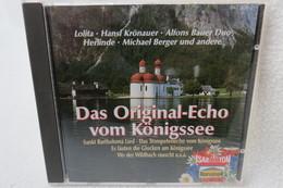 "CD ""Das Original-Echo Vom Königssee"" Lolita/Hansi Krönauer/Alfons Bauer U.a. - Música & Instrumentos"