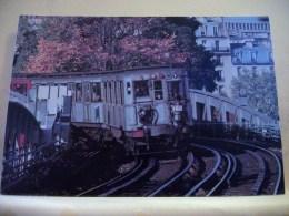METRO 1999 - CPM - PARIS - SOUVENIR - METRO SPRAGUE THOMSON - Metropolitana, Stazioni