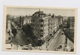 CPSM:  TUNIS - PLACE ANATOLE FRANCE AVENUE DE PARIS ET AVENUE THEODORE ROUSTAN - Tunisia