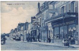 JOIGNY Le Quai De Paris - Joigny