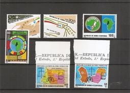 Guinée équatoriale ( Lot De 6 Timbres Différents XXX -MNH) - Äquatorial-Guinea
