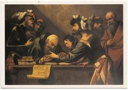 Vicenza, Pinacoteca Civica, Pietro Della Vecchia, Il Chiromante, Unused Postcard [19180] - Peintures & Tableaux