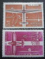 France N°1340 Et 1341 AVIONS Neuf ** - Flugzeuge