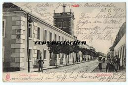 Guatemala Instituto Nacional, Alte Ansichtskarte 1906 - Guatemala