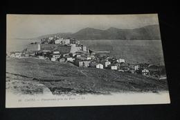 24- Calvi - Panorama Pris Du Fort - Calvi