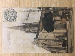 CPA Bordeaux - L'Eglise Ste Eulalie - Bordeaux