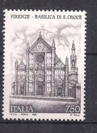ITALIA  1995 PATRIMONIO ARTISTICO SASS. 2162 MNH XF - 6. 1946-.. Repubblica