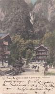 Kesselfall-Alpenhaus, Poststöckl (3125) * 19. Juli 1903 - Kaprun