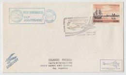 URUGUAY FLIGHT VUELO TEODORO FELS MONTEVIDEO-BS AIRES Anniversary 1977 - Uruguay