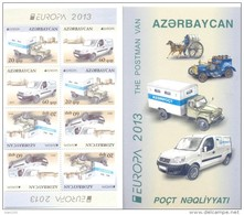 2013. Azerbaijan, Europa 2013, Booklet, Mint/** - Azerbaïjan