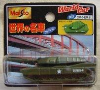 Tank M1-A1 ( Maisto ) - Unclassified