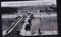 PARIS CONCORDE - Petits Métiers à Paris